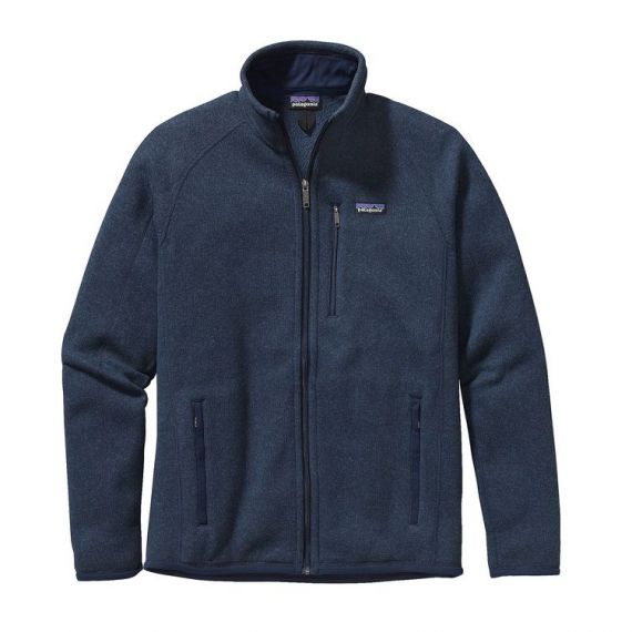 PATAGONIA FELPA 25527 BETTER SWEATER CNY BLU