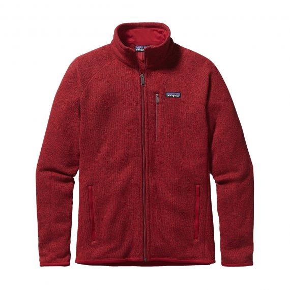 PATAGONIA FELPA 25527 BETTER SWEATER OXDR BORDEAU