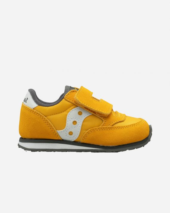 SAUCONY JAZZ ORIGINAL BABY GIALLO