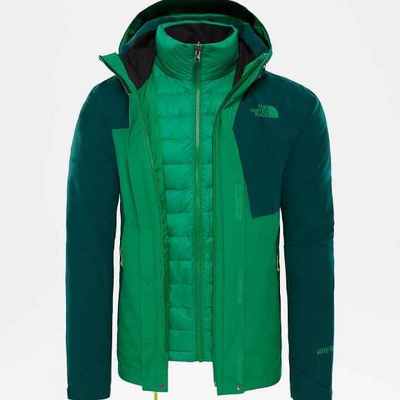 THE NORTH FACE MOUNTAIN TRICLIMATE VERDE