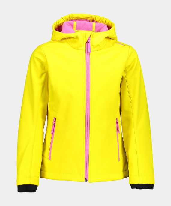 Giacca Girl Cmp Campagnolo 3A29385N  R460 Giallo