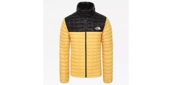 THE NORTH FACE THERMOBALL GIALLO
