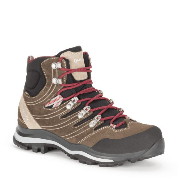 SCARPE AKU DA DONNA ALTERRA GORE-TEX MARRONE