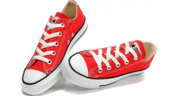 Scarpe Converse Chuck Taylor All Star Low -  Red
