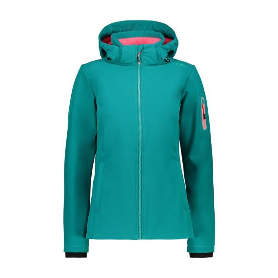 Giacca Donna CMP Campagnolo Verde