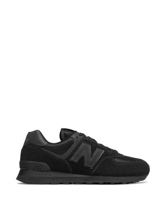 SCARPE NEW BALANCE ML 574 ETE NERO