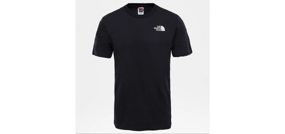 T-shirt Uomo THE NORTH FACE Simple Dome Tee Nero