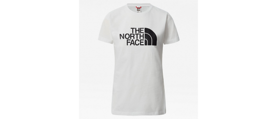 T-shirt Donna Easy Tee THE NORTH FACE Bianco