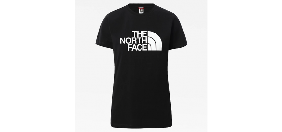 T-shirt Donna Easy Tee THE NORTH FACE Nero