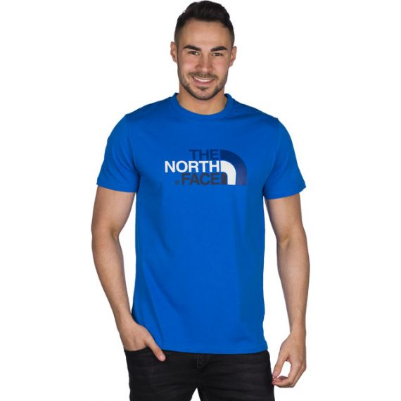 T-SHIRT THE NORTH FACE EASY TEE - AZZURRO