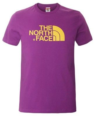 T-SHIRT THE NORTH FACE EASY TEE - VIOLA