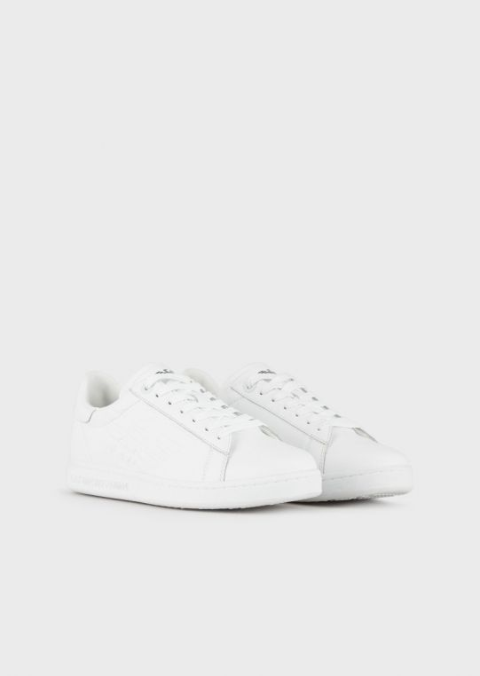Scarpe EA7 EMPORIO ARMANI Action Leather